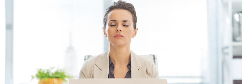 meditação na empresa