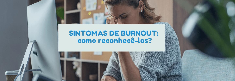 burnout sintomas