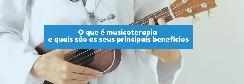 o que é musicoterapia