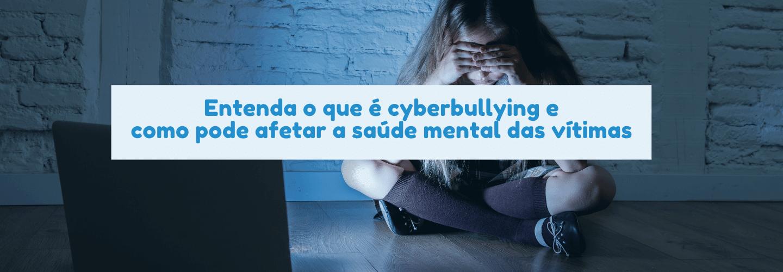 cyberbullying o que é