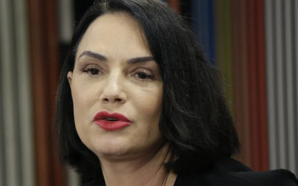 Luiza Brunet relacionamento abusivo