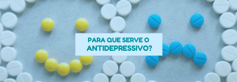 antidepressivo para que serve